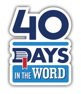 40 Days In The Word Getting Started