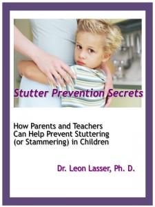 prevent stuttering in children
