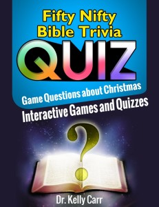 Christmas Bible Trivia Quiz Book from Amazon Kindle