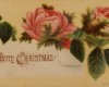 A Louis Prang Christmas Greeting Card