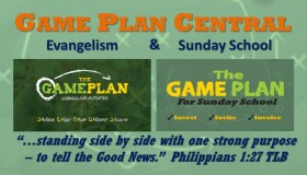 Be A GAME PLAN CHURCH!