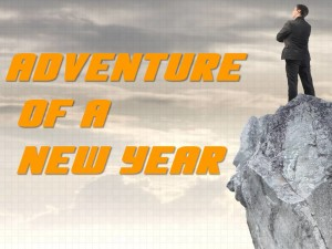 Adventure of a New Year
